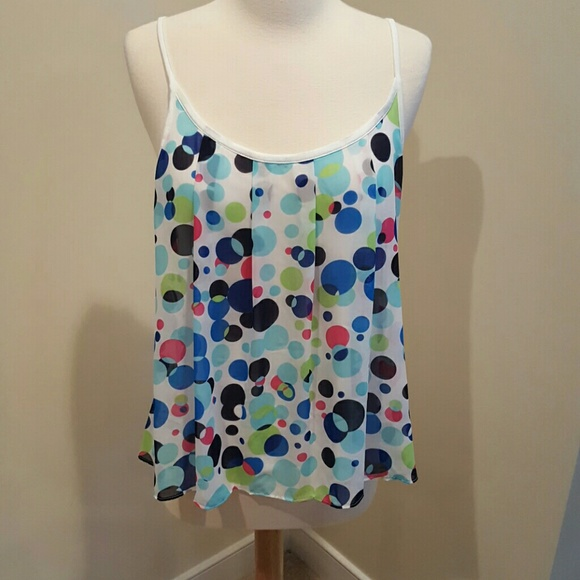 New York & Company Tops - Fun summer tank